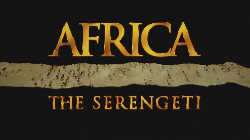 Image: Africa-The-Serengeti-Cover.jpg