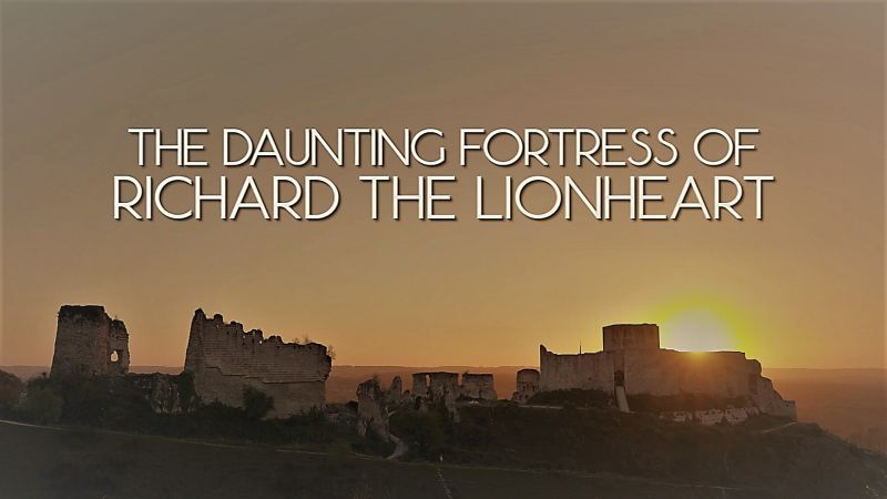 Image: The-Daunting-Fortress-of-Richard-the-Lionheart-Cover.jpg