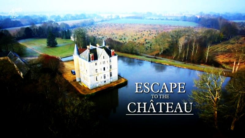 Image: Escape-to-the-Chateau-Cover.jpg