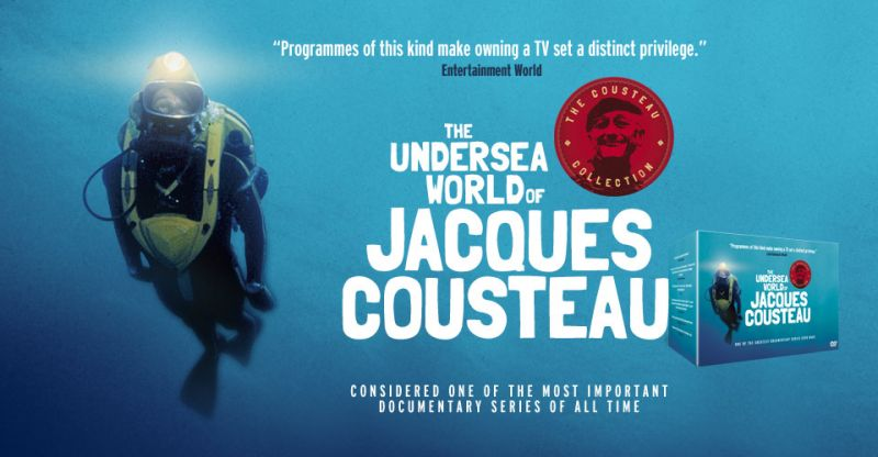 Image: The-Undersea-World-of-Jacques-Cousteau-Collection-One-Cover.jpg