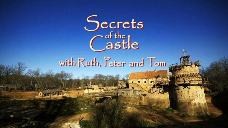 Image: Secrets-of-the-Castle-with-Ruth-Peter-and-Tom-Cover.jpg