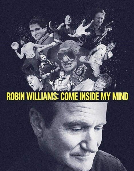 Image: Robin-Williams-Come-Inside-My-Mind-Cover.jpg