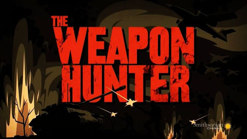 Image: The-Weapon-Hunter-Series-1-Cover.jpg