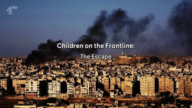 Image: Children-on-the-Frontline-The-Escape-Cover.jpg