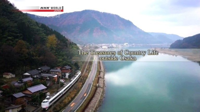 Image: Train-Cruise-The-Treasures-of-Country-Life-Outside-Osaka-Cover.jpg