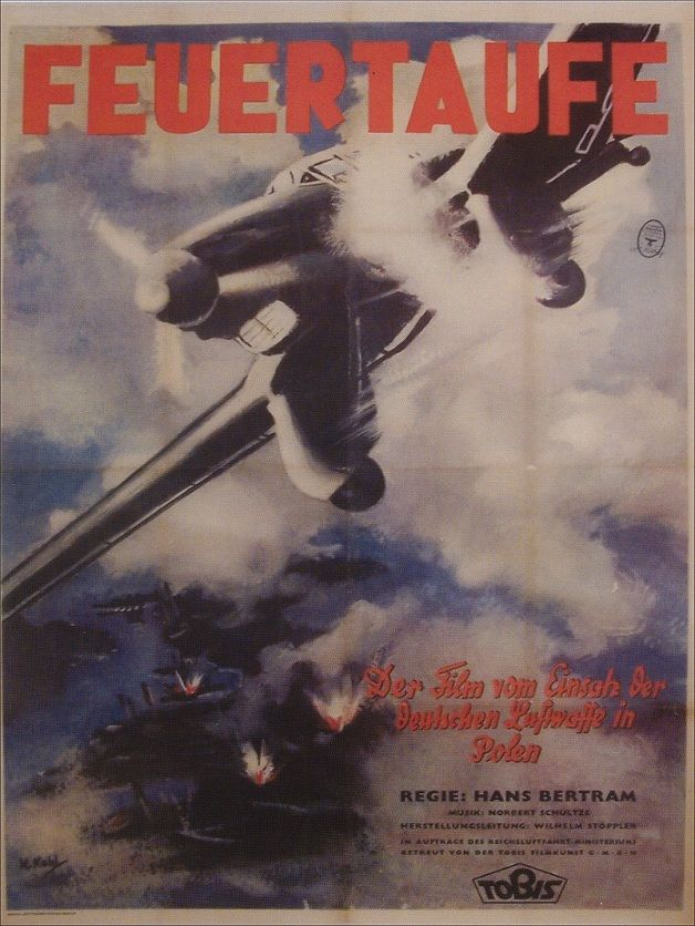 Image: Feuertaufe-Baptism-Of-Fire-Luftwaffe-in-Poland-1939-Cover.jpg