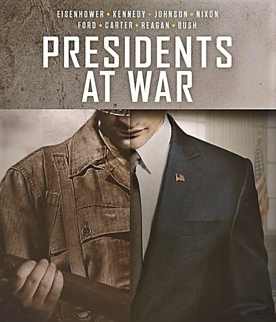 Image: Presidents-at-War-Series-1-Cover.jpg