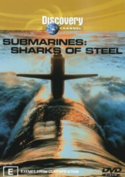 Image: Submarines-Sharks-of-Steel-Cover.jpg