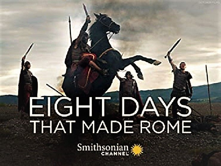 Image: Eight-Days-that-Made-Rome-Series-1-Cover.jpg