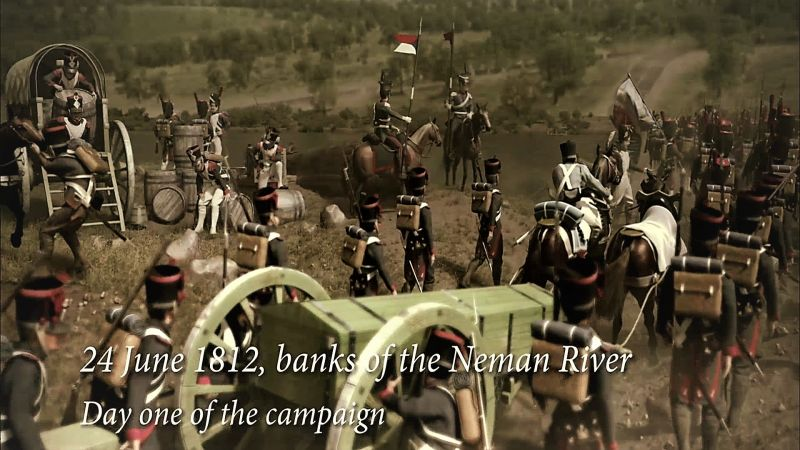 Napoleon The Russian Campaign Series 1 2of2 The Berezina 1080p HDTV x264 AAC MVGroup org mp4 preview 6