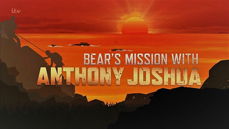 Image: Bears-Mission-with-Anthony-Joshua-Cover.jpg