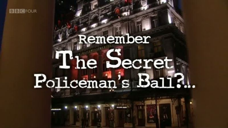 Image: Remember-the-Secret-Policemans-Ball-Cover.jpg