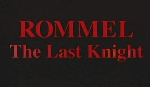 Image: Rommel-The-Last-Knight-Cover.jpg