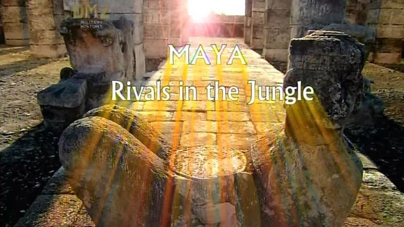 Image: Maya-Rivals-In-The-Jungle-Cover.jpg