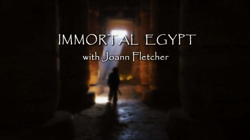Image: Immortal-Egypt-with-Joann-Fletcher-Series-1-Cover.jpg