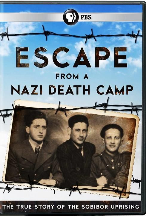 Image: Escape-from-a-Nazi-Death-Camp-Cover.jpg