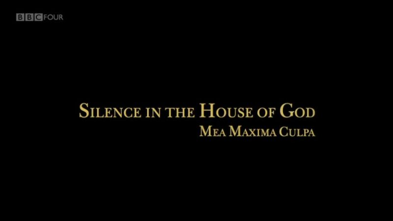 Image: Silence-in-the-House-of-God-Mea-Maxima-Culpa-Cover.jpg