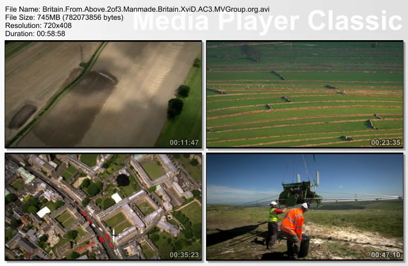 BBC Britain from Above 1   2   3 (XviD   Eng Ac3) preview 7
