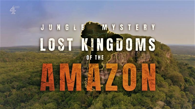 Image: Jungle-Mystery-Lost-Kingdoms-of-the-Amazon-Series-1-Cover.jpg