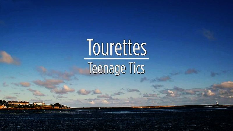Image: Tourettes-Teenage-Tics-Cover.jpg