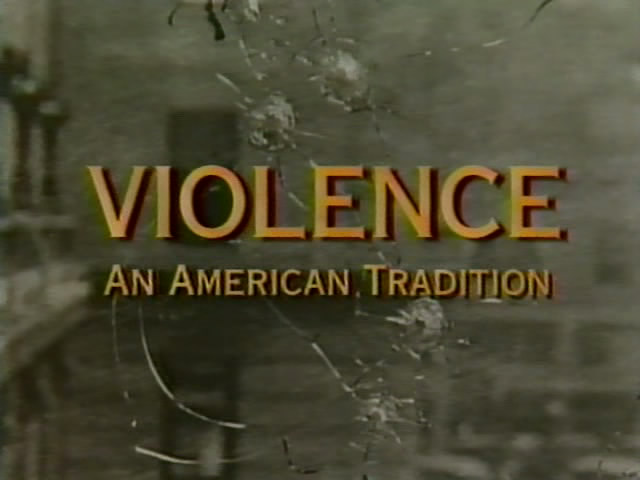 Image: Violence-An-American-Tradition-Cover.jpg