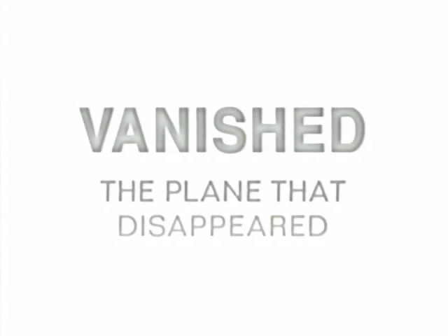 Image: Vanished-The-Plane-that-Disappeared-Cover.jpg