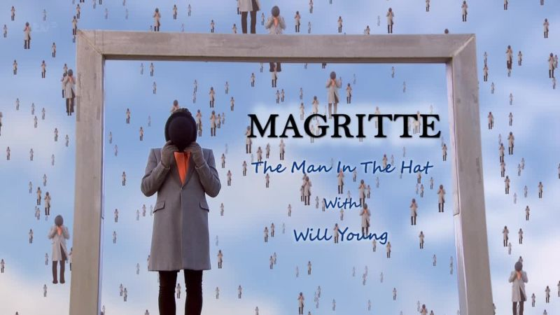 Image: Magritte-The-Man-In-The-Hat-Cover.jpg