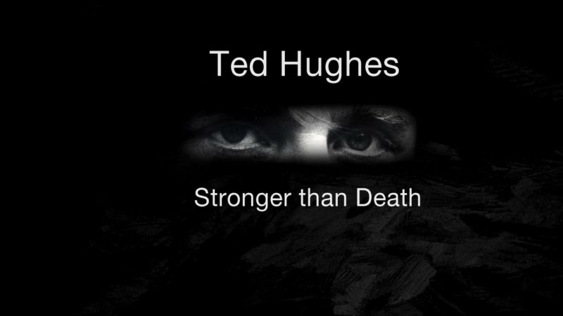 Image: Ted-Hughes-Stronger-Than-Death-Cover.jpg