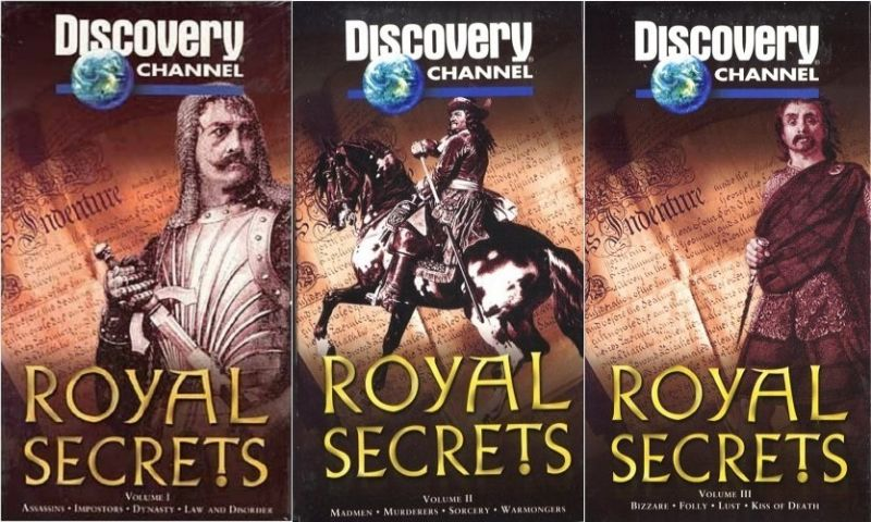 Royal Secrets – SE01 EP12 – Kiss of Death