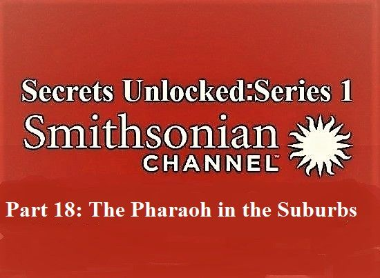 Image: Secret-.Unlocked-Series-1.Part-18-the-Pharaoh-i-.the-Suburbs.-Cover.jpg