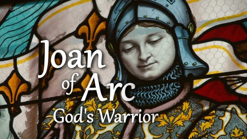 Image: Joan-of-Arc-God-s-Warrior-BBC-Cover.jpg