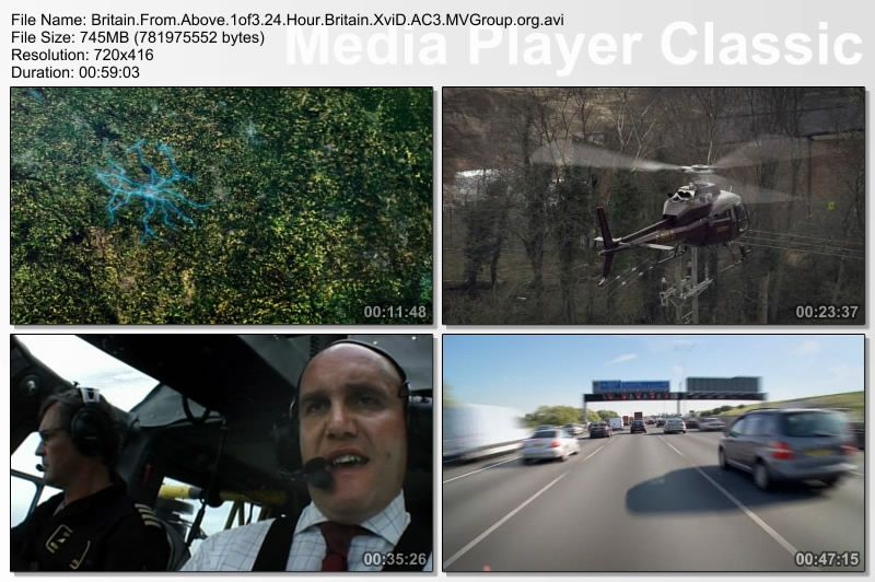 BBC Britain from Above 1   2   3 (XviD   Eng Ac3) preview 6