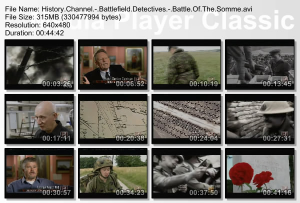 Image: Battlefield-Detectives-Battle-of-the-Somme-Screen0.jpg