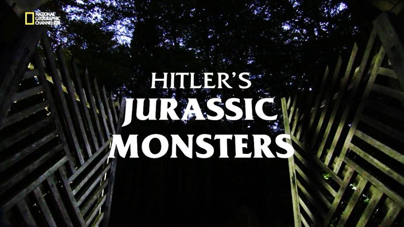 Image: Hitlers-Jurassic-Monsters-Cover.jpg