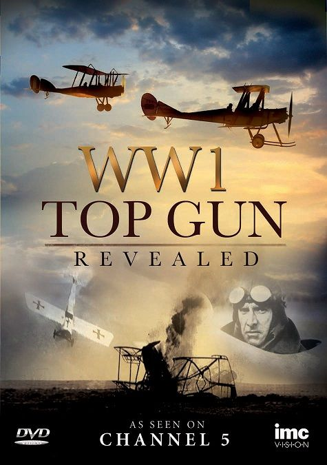 Image: Revealed-WWI-Top-Gun-Cover.jpg