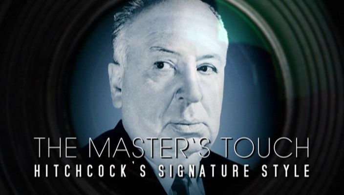 Image: The-Masters-Touch-Hitchcocks-Signature-Style-Cover.jpg