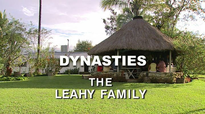 Image: Dynasties-The-Leahy-Family-Cover.jpg