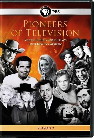 Image: Pioneers-of-Television-Series-2-Cover.jpg