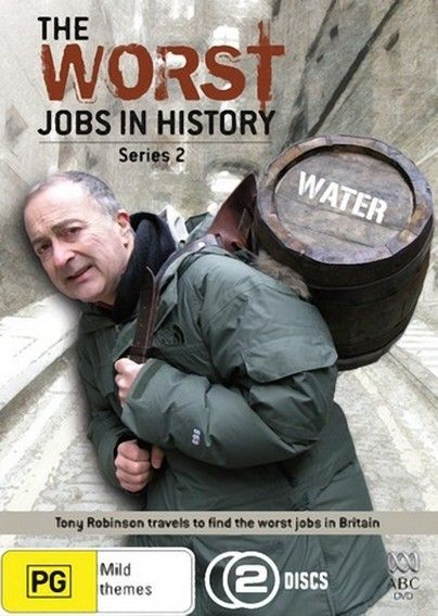 Image: The-Worst-Jobs-in-History-Series-Two-Cover.jpg