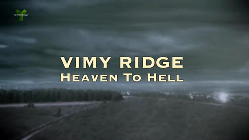 Image: Vimy-Ridge-Heaven-to-Hell-Cover.jpg