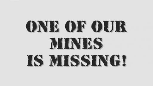 Image: One-Of-Our-Mines-Is-Missing-Cover.jpg