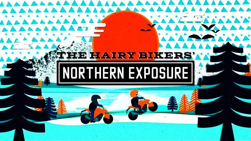 Image: The-Hairy-Bikers-Northern-Exposure-Cover.jpg
