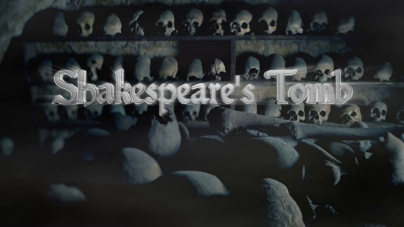 Image: Shakespeare-s-Tomb-Cover.jpg