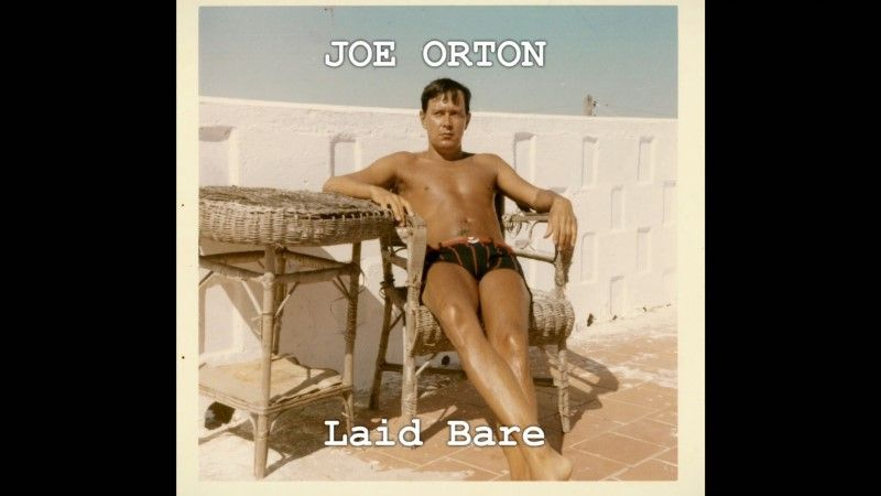 Image: Joe-Orton-Laid-Bare-Cover.jpg