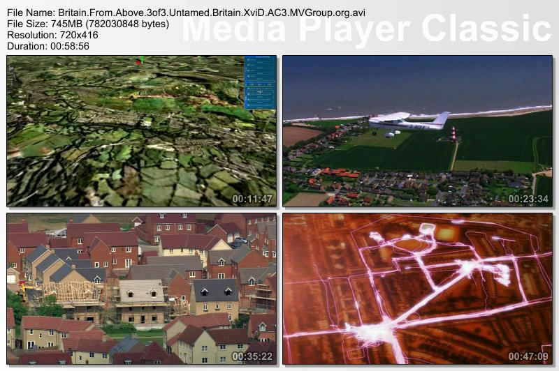 BBC Britain from Above 1   2   3 (XviD   Eng Ac3) preview 8