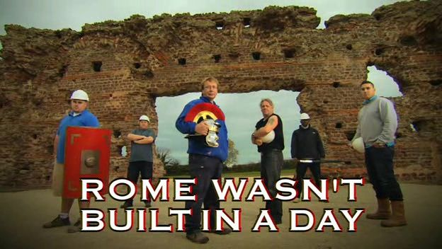 Ch4 Rome Wasnt Built in a Day 4of6 PDTV XviD MP3 MVGroup Forum avi preview 1
